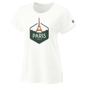 Womens PARIS TECH TEE white I.jpg